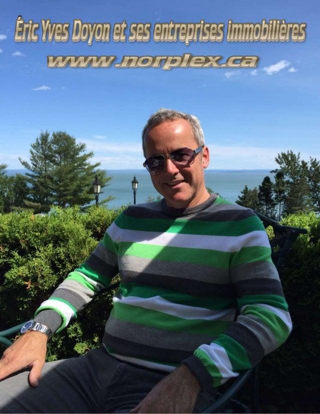Le domaine de l'immobilier a crû rapidement au cours des dernières années, tout particulièrement dans la région de Québec....