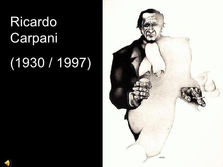 Ricardo Carpani (1930 / 1997)