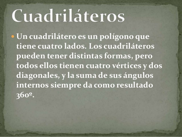 Cuadriláteros de Ricardo Martínez de Vega