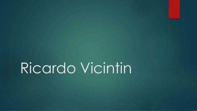 Ricardo Vicintin