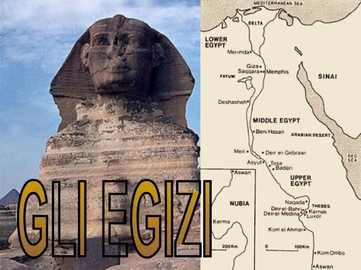 GLI EGIZI