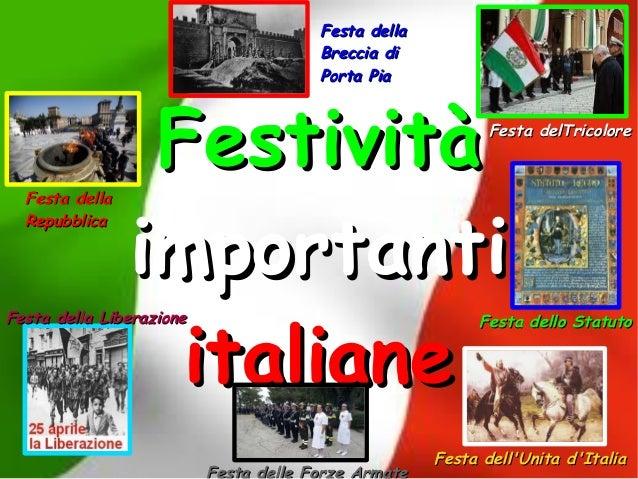 Festa della                                       Breccia di                                       Porta Pia              ...