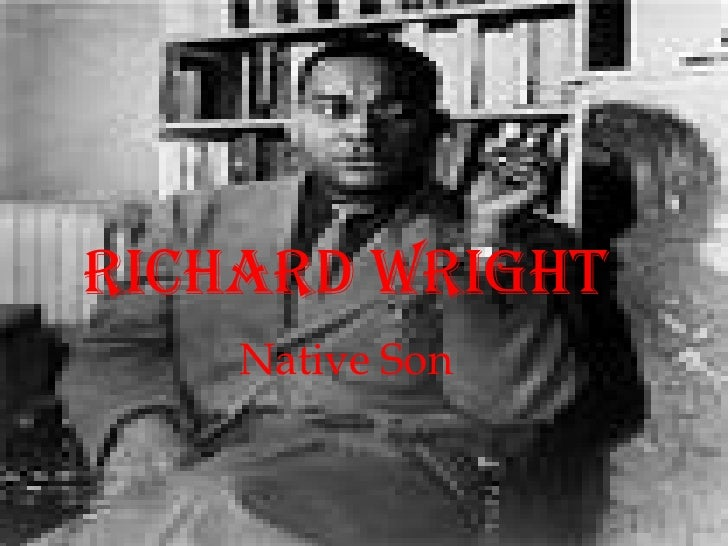 native son richard wright thesis In native son, richard wright uses characterization and symbolism to more about the necessity of violence in native son by richard + popular essays.
