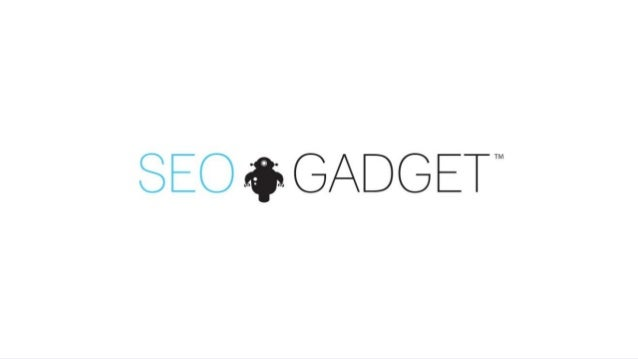 How SEOgadget Builds Links - Searchlove London 2012