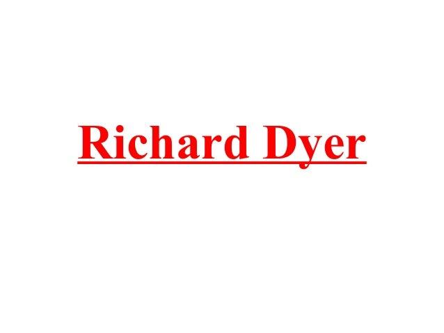Richard Dyer