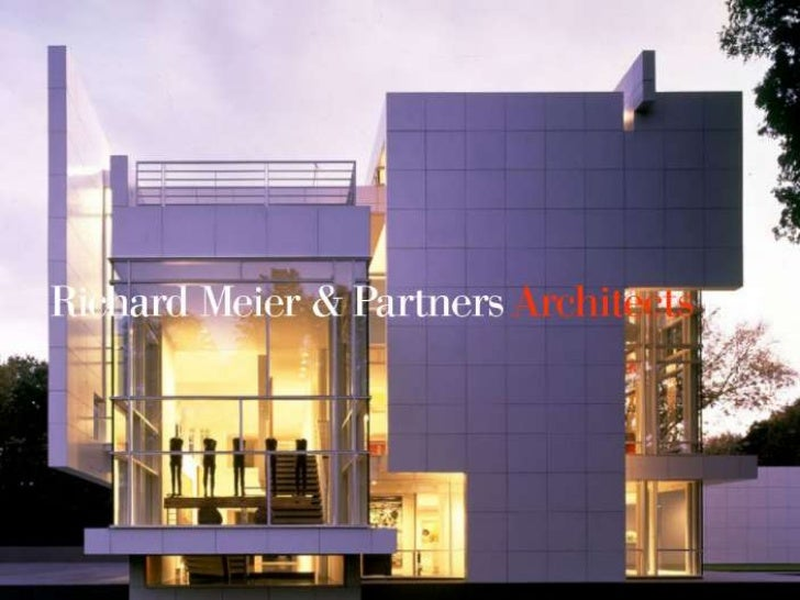 Richard meier overview
