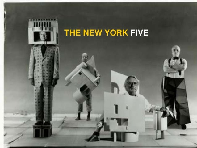 THE NEW YORK FIVE