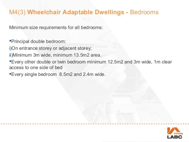 Minimum Size For Bedroom Minimum Size Requirements