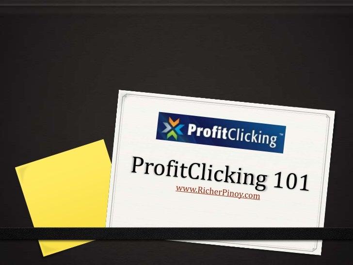 ProfitClicking