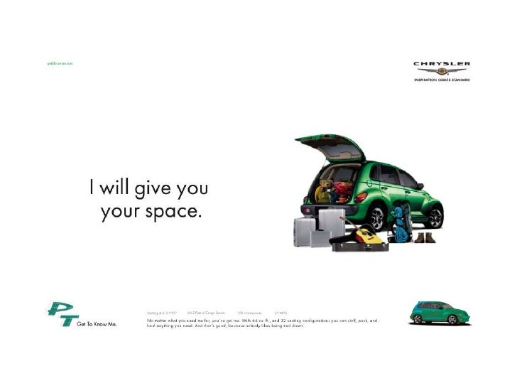 Advertising copy writing