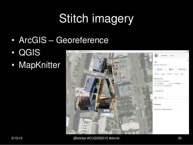 georeference a pdf map using google earth