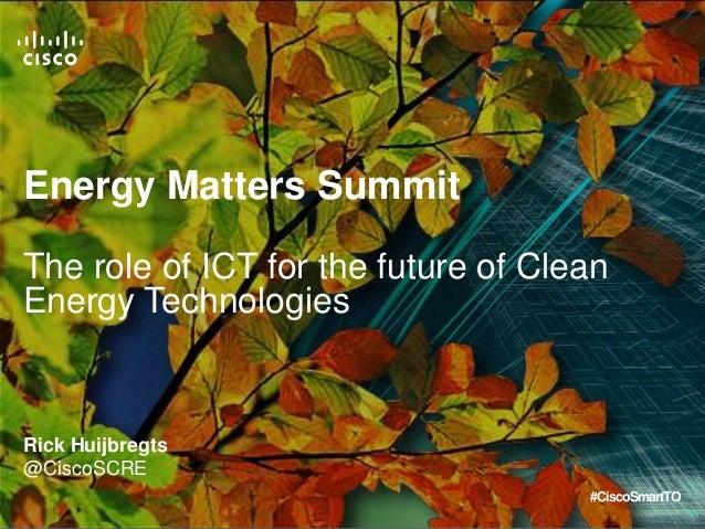 Energy Matters Summit, Peel Region 6 May 2013