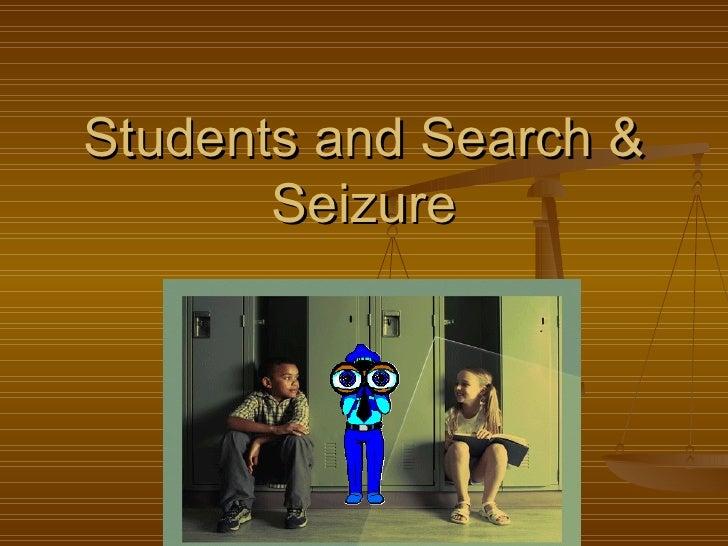 GRPS Student Search & Seizure