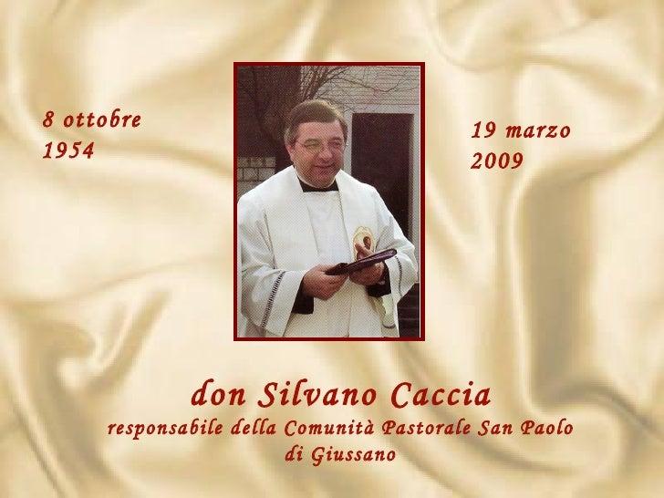 Ricordo Di Don Silvano