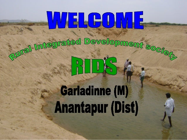 Rids, anantapur