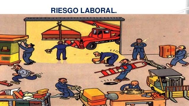 Riesgo laboral for Prevencion de riesgos laborales en la oficina