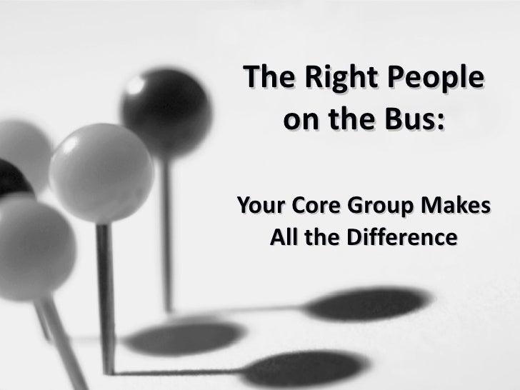 Right core team