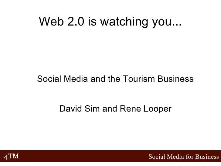 Web 2.0 presentation at Achnagairn, Inverness