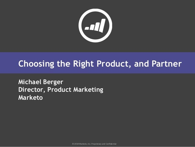 Choose the Right Product & Partner: Tips for Evaluating Marketing Automation