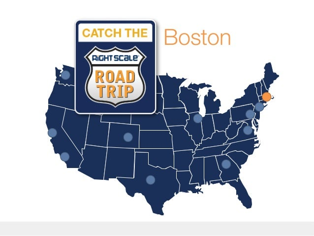 RightScale Roadtrip Boston: Accelerate to Cloud