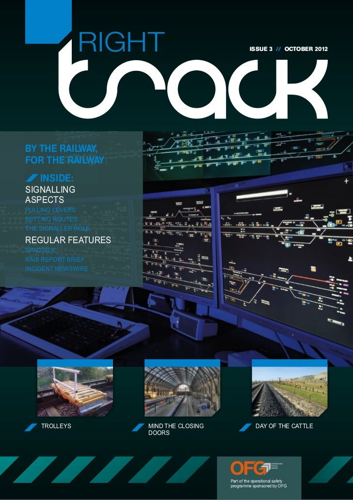 Right Track Issue 3