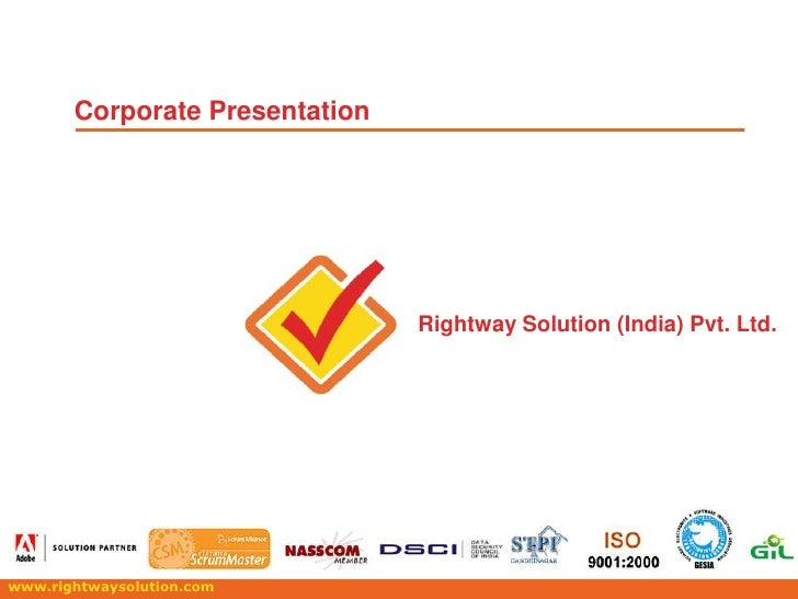 Rightway solution - offshore software development company