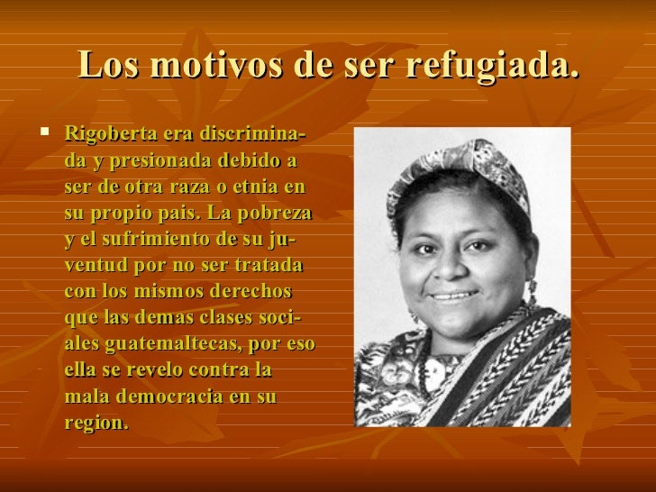 i rigoberta menchu chapter xvi issues An introduction to i, rigoberta menchu: an indian woman in guatemala by rigoberta menchú learn about the book and the historical context in which it was written.