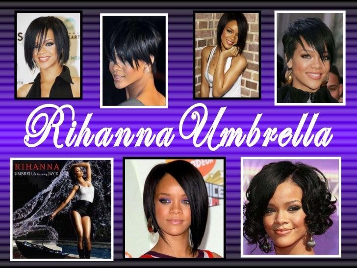 RihannaUmbrella