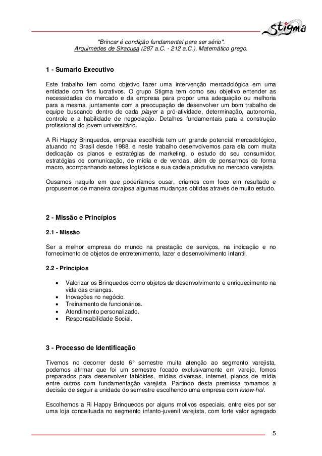 TIM-2007 - Grupo Stigma - Varejo - Melhor Trabalho Integrado de 2007 pela Universidade Paulista UNIP Vergueiro