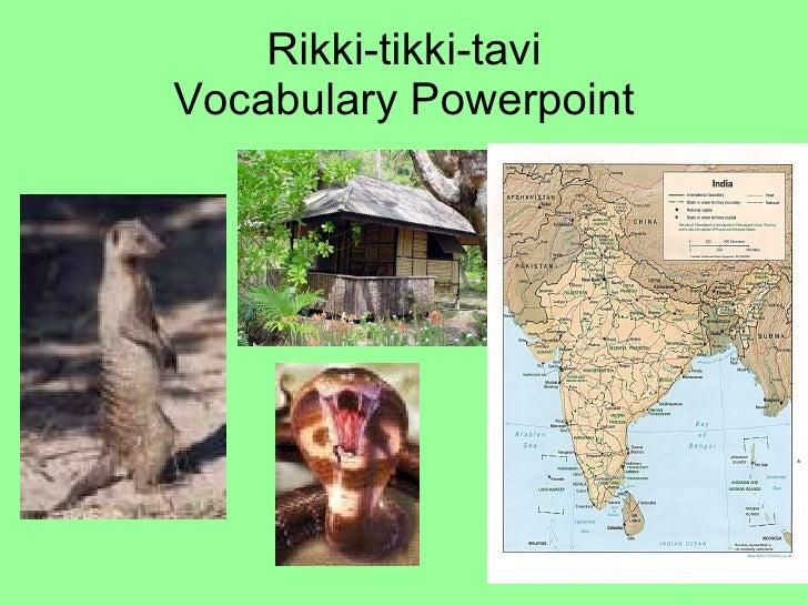 rikki tikki tavi essay Free summary and analysis of the events in rudyard kipling's rikki-tikki-tavi from the jungle book that won't make you snore we promise.