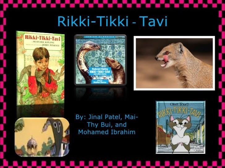 Rikki Tikki Tavi 2 Ppt.