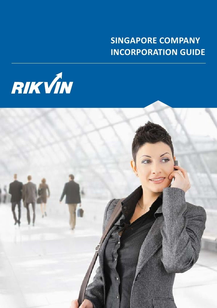 Rikvin singapore company incorporation guide