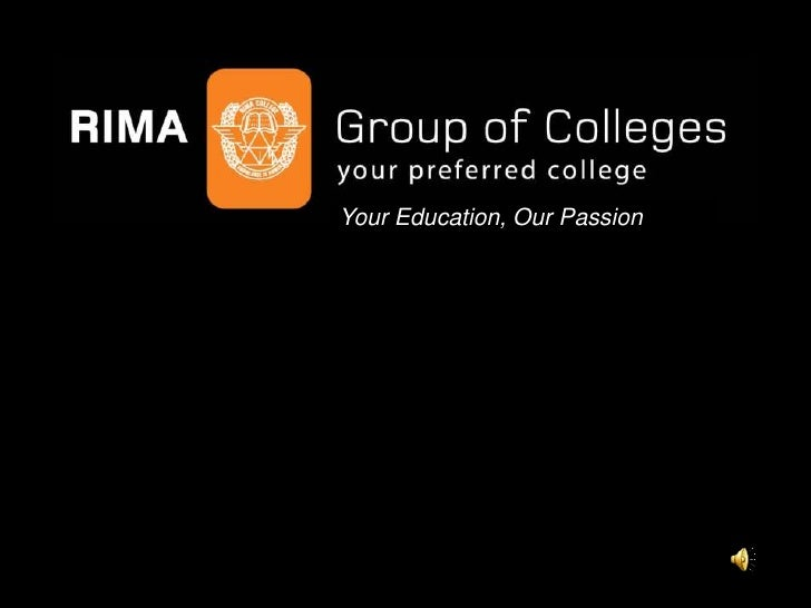 Your Education, Our Passion<br />