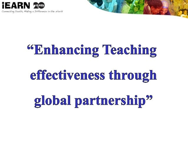 The International Education and Resource Network www.iearn.org