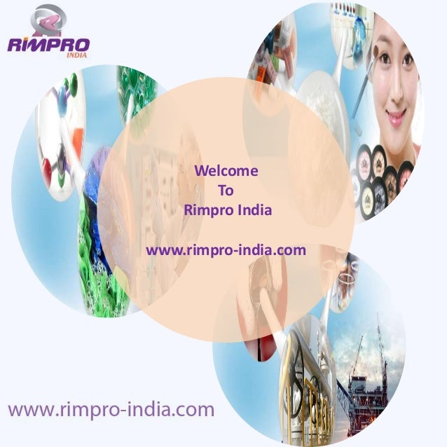 Welcome To Rimpro India www.rimpro-india.com