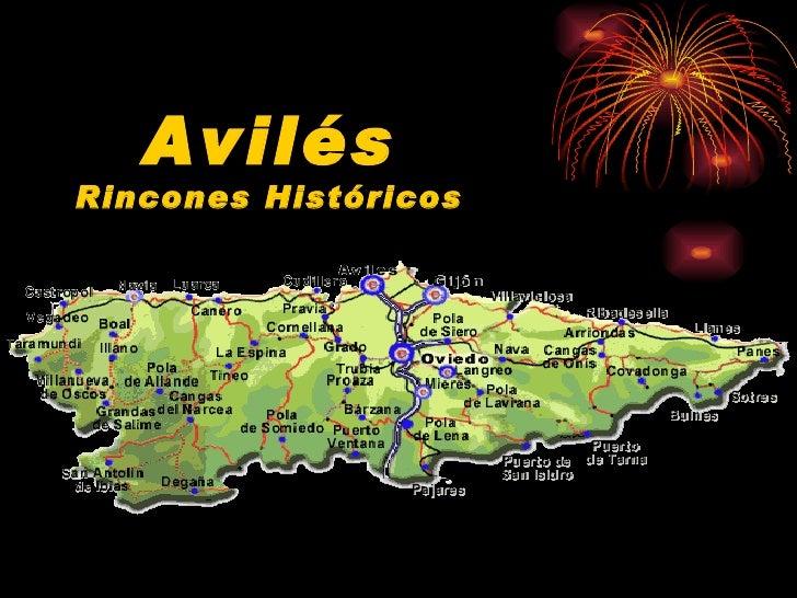 Avilés Rincones Históricos
