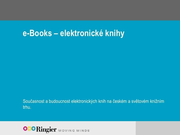 E-knihy - 50 minut na Světě knihy 05/2010