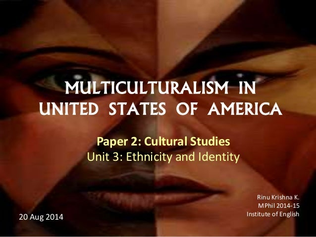 an introduction to the multiculturalism in the united states Multiculturalism in the united states: a comparative guide to acculturation and ethnicity revised and expanded edition - kindle edition by john d buenker, lormen a ratner.