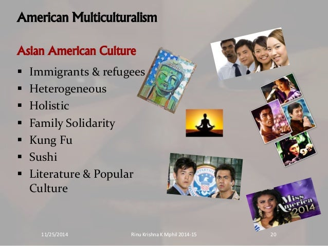 multiculturalism and official culture Multiculturalism—an anniversary celebration maxwell yalden canadian ethnic studies, volume 43, number 1–2, 2011, pp 5-15 there is no official culture.
