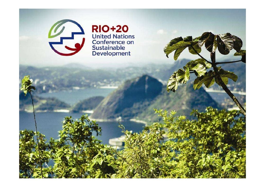Rio 92: 20 years later