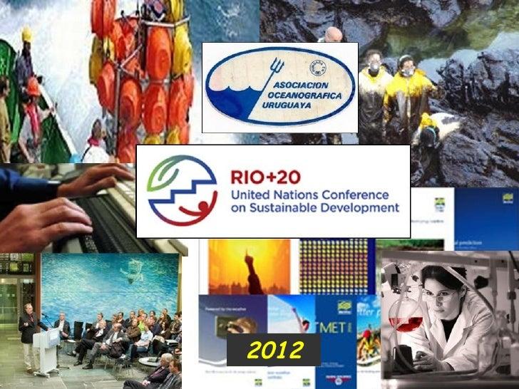 Rio+20 uruguay