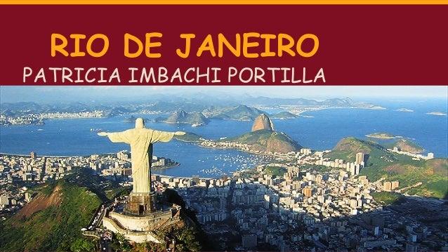 Rio de Janeiro Patricia 1A