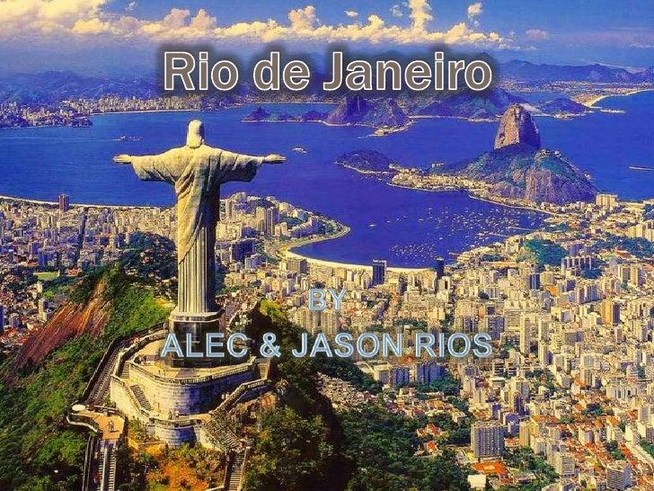 Rio de janeiro-Alec/Jason