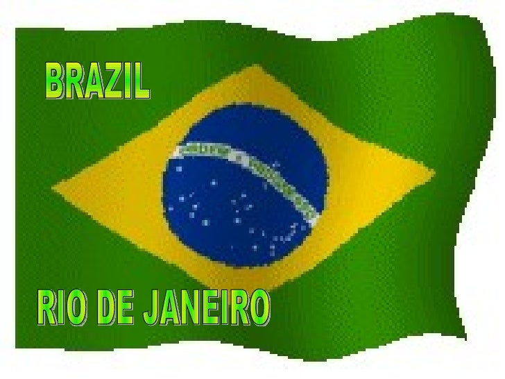 This is the mapof Brazil