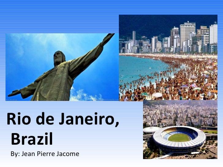 Rio De  Janeiro  Brazil[1]