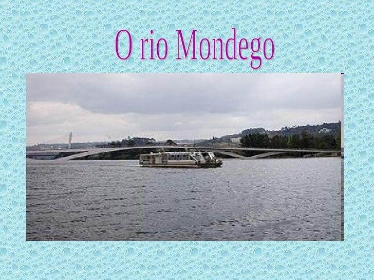 O rio Mondego