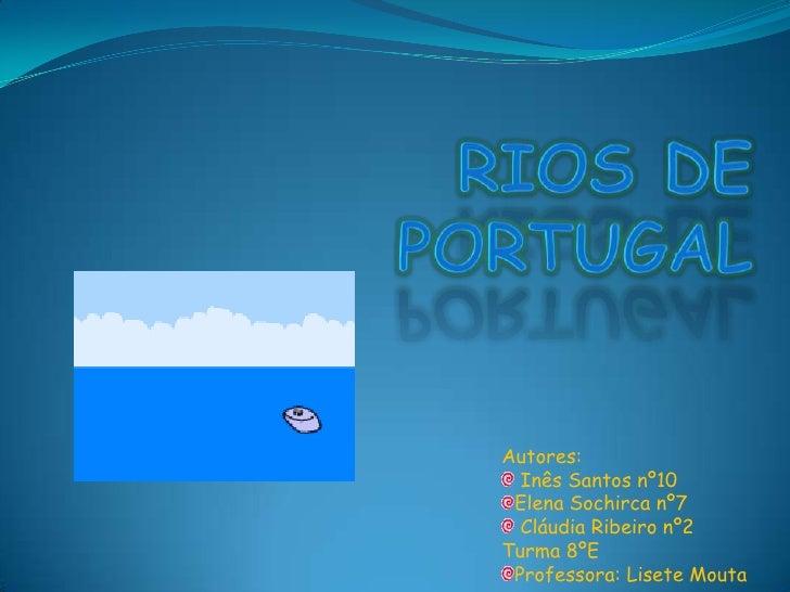 Rios De Portugal----Ap