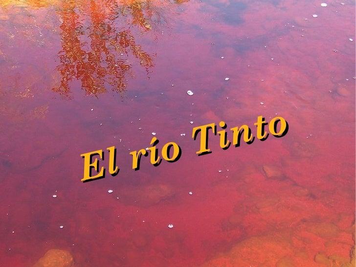 T into Elrío