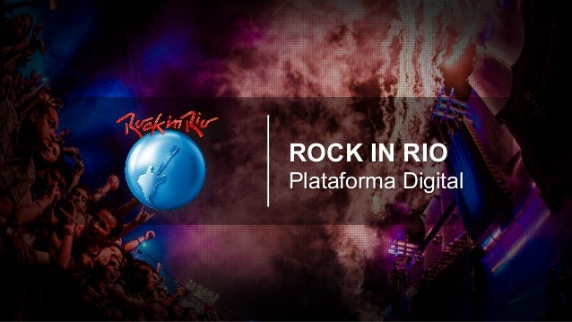 ROCK IN RIO Plataforma Digital