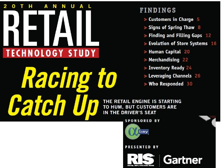 RIS- 2010, Retail Technology Survey,